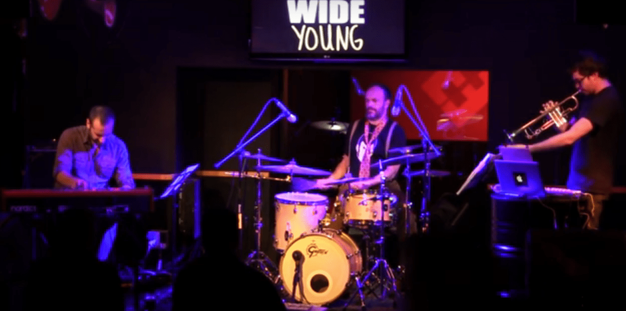 The Assassins – Jazz Wide Young, Pisa 2014