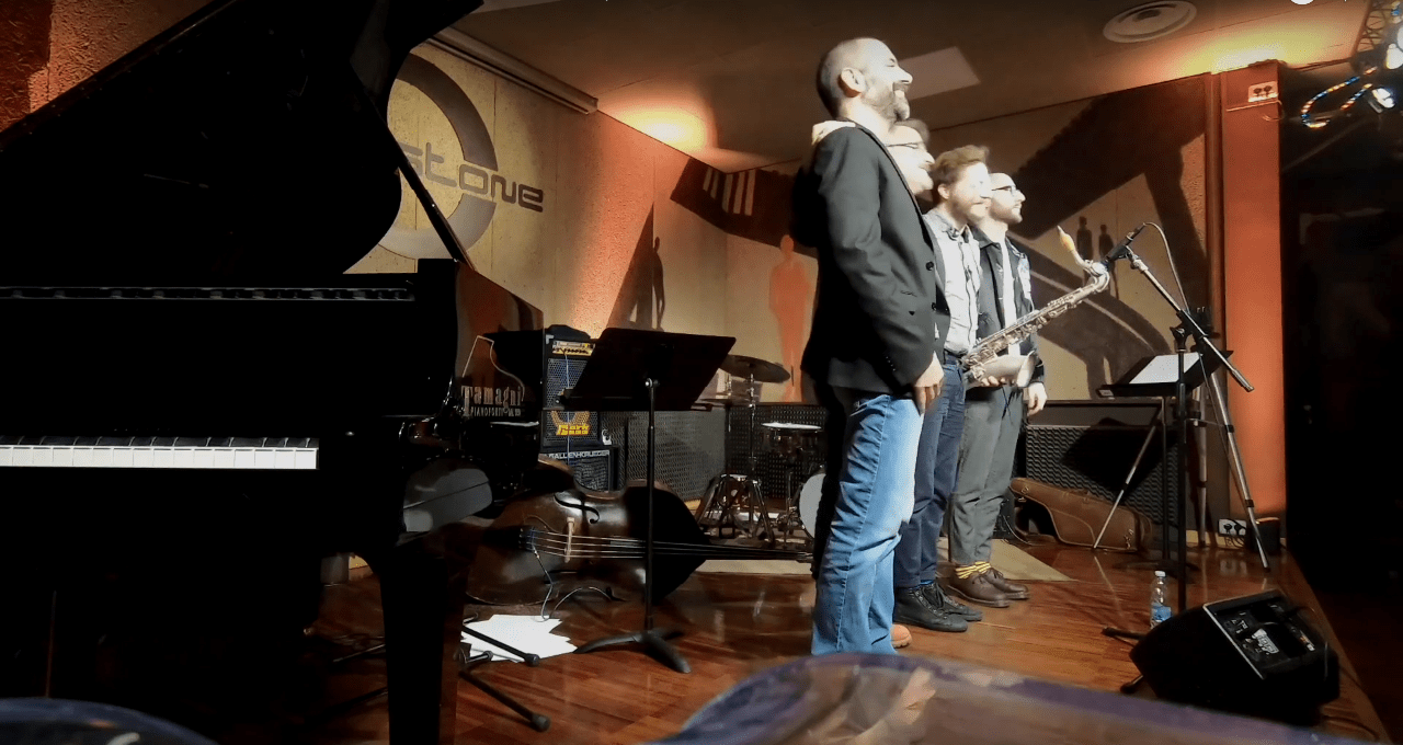 Luca Dell'Anna Quartet live @ Milestone Jazz Club, 14-dec-2019